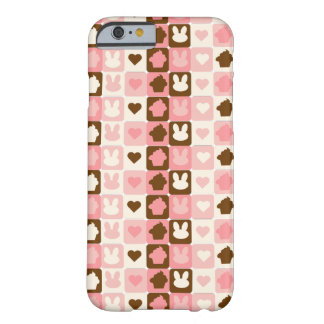 Cute pattern phone marries barely there iPhone 6 case
