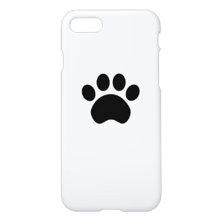 Cute Paw Print iPhone 8/7 Case