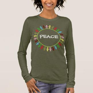 Cute PEACE Design Shirt
