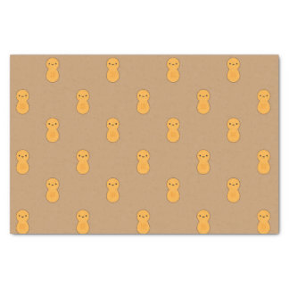Cute Peanut Pattern Tissue Paper