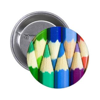 Cute Pencils Button