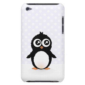 Cute penguin cartoon iPod Case-Mate case