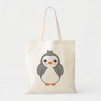 Cute Penguin Grocery Bag