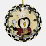 Cute Penguin Ornament