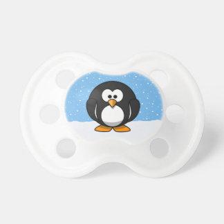 Cute Penguin Pacifiers