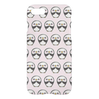 Cute Penguin (Pink) iPhone 8/7 Clearly™ Case