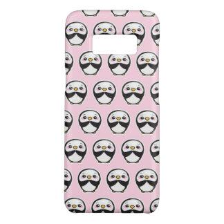 Cute Penguin (Pink) Samsung Galaxy S8 Case