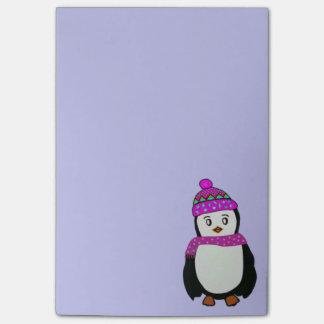 Cute Penguin Post-it® Notes