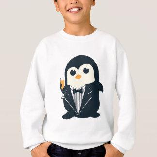 cute penguin tuxedo animal adorable sweatshirt