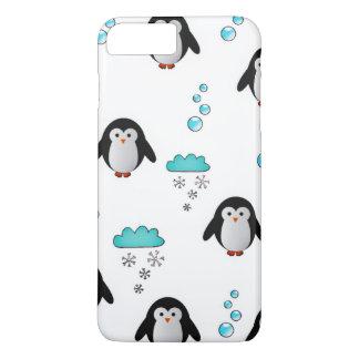 cute penguins iPhone 7 plus case