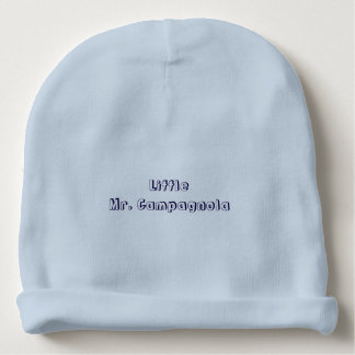 Cute Personalized Baby Hat Baby Beanie