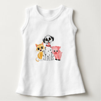 Cute pets dress