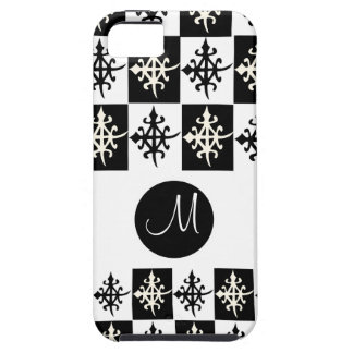 Cute phone covers with Adinkra symbol of Ghana