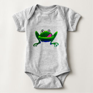 "Cute 'Phraug"" monster Baby Bodysuit"