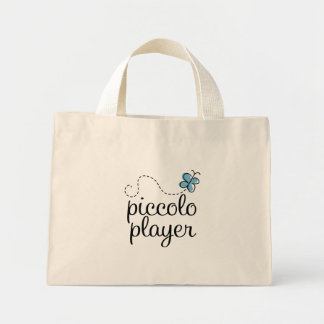 Cute Piccolo Player Music Bag