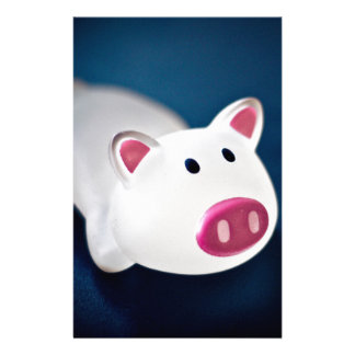 CUTE PIG CUSTOMIZED STATIONERY