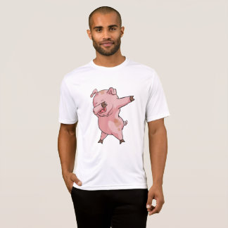 Cute Pig Dabber Dance T-Shirt