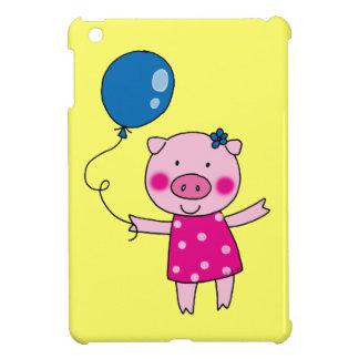 cute piggy girl case for the iPad mini