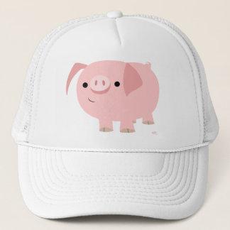Cute piggy hat