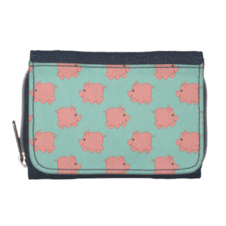 Cute Piggy Wallets
