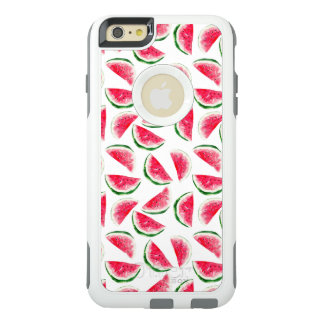 Cute Pineapple & Watermelon Pattern OtterBox iPhone 6/6s Plus Case