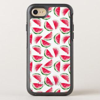 Cute Pineapple & Watermelon Pattern OtterBox Symmetry iPhone 8/7 Case