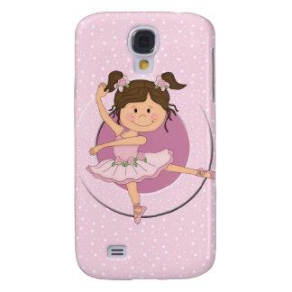 Cute Pink Ballerina 1