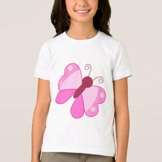 Cute pink butterfly T-Shirt