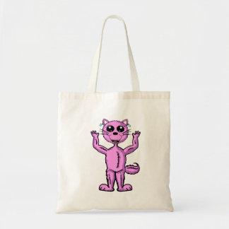 Cute Pink Kitten bag