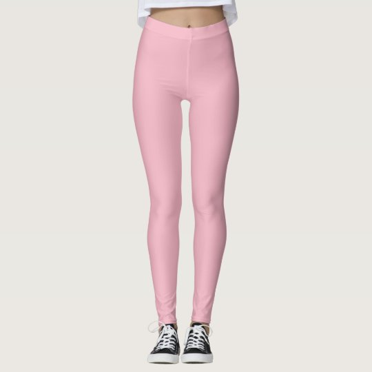 cute pink leggings