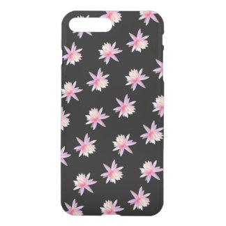 Cute Pink Lotus Flower iPhone 7 Plus Case