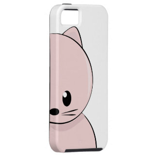 Cute pink panther iphone5 case