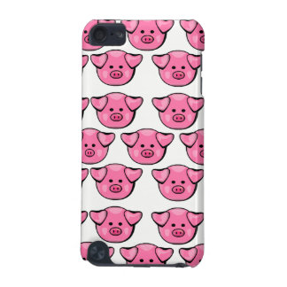 Cute Pink Pigs iPod Touch 5G Covers