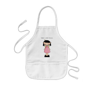 Cute Pink Princess Apron