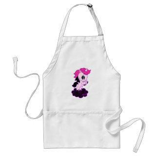 Cute Pink Unicorn Apron w/ Handy Front Pockets