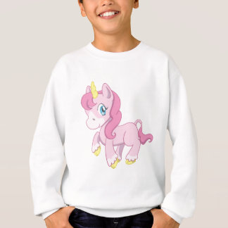 Cute Pink Unicorn Sweatshirt