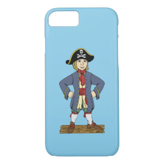 Cute Pirate Lad iPhone 8/7 Case