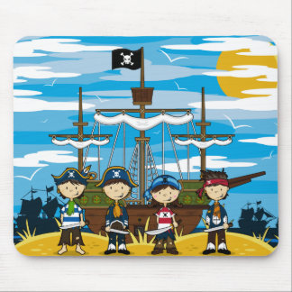 Cute Pirates Mousepad