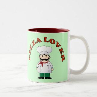 Cute Pizza Chef Mug