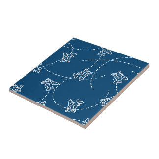 Cute planes tile