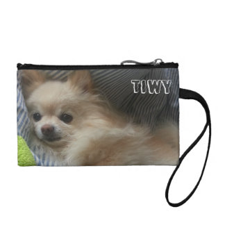 Cute Pomeranian Coin Bag Coin Wallets