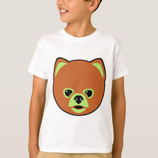 Cute Pomeranian Dog T-Shirt