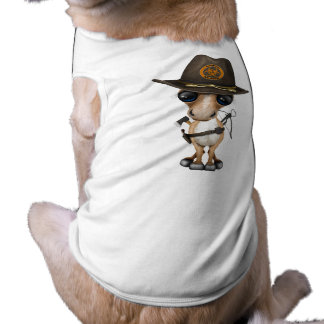 Cute Pony Zombie Hunter Shirt