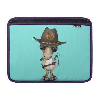 Cute Pony Zombie Hunter Sleeve For MacBook Air