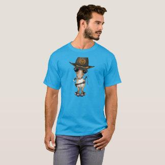 Cute Pony Zombie Hunter T-Shirt