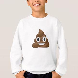 Cute Poop Emoji Sweatshirt