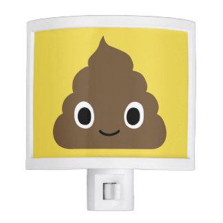 Cute Poop Night Light