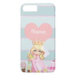 Cute Princess Child - so kawaii iPhone 8 Plus/7 Plus Case