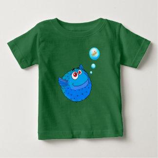 Cute puffer fish baby T-Shirt
