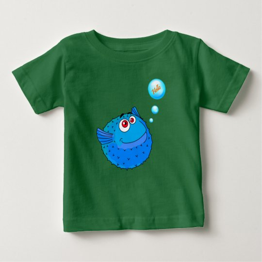 Cute puffer fish baby T-Shirt